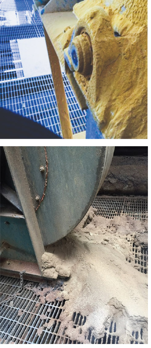 """""""Stop the domino affect"""" Repair, modify, or replace equipment before contaminants spread throughout the plant."""